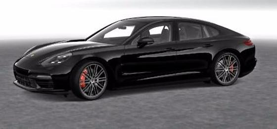 2017 Porsche Panamera Turbo:2 car images available