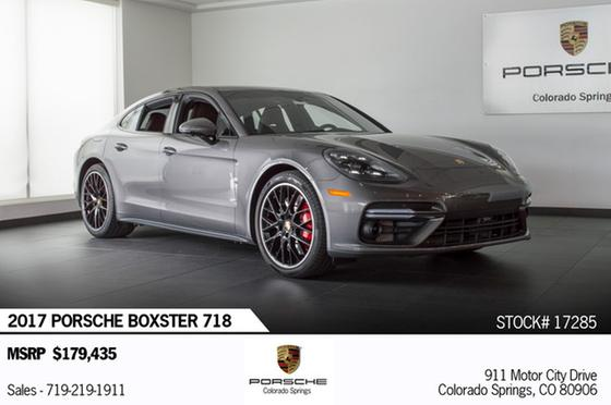 2017 Porsche Panamera Turbo:23 car images available