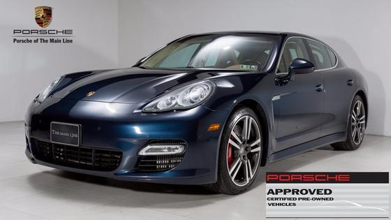 2013 Porsche Panamera Turbo:24 car images available