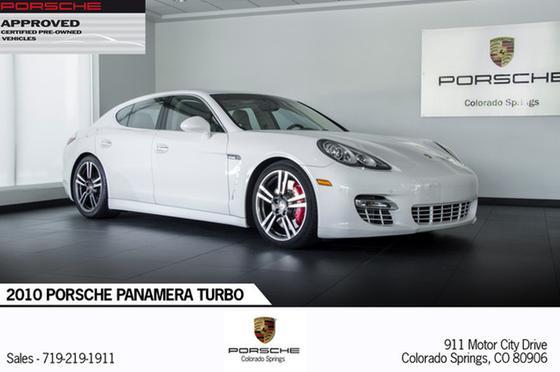 2010 Porsche Panamera Turbo:24 car images available