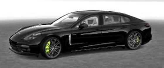 2018 Porsche Panamera Turbo:2 car images available