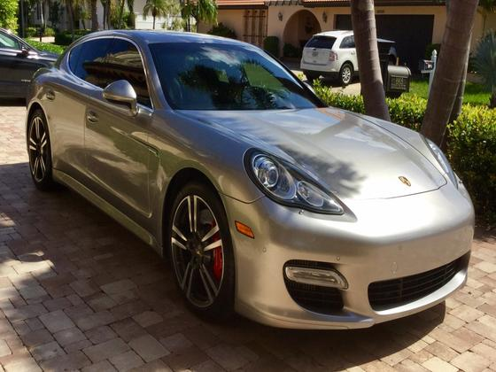 2010 Porsche Panamera Turbo:6 car images available