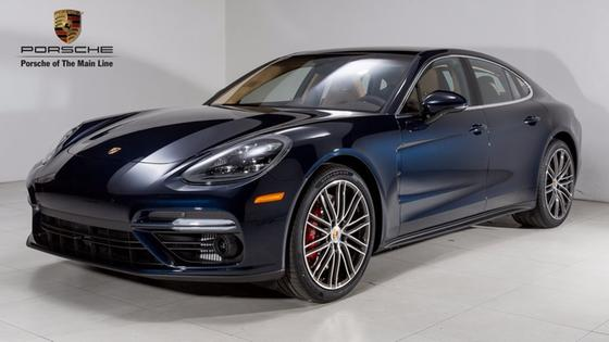 2018 Porsche Panamera Turbo:22 car images available