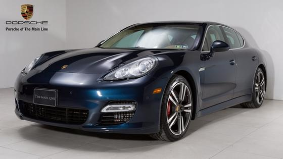 2013 Porsche Panamera Turbo:24 car images available