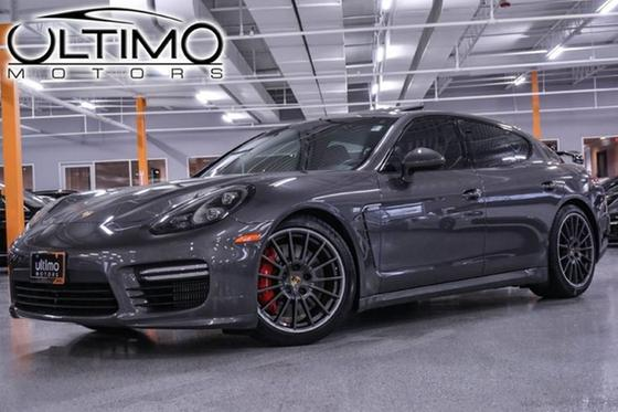2015 Porsche Panamera Turbo:24 car images available