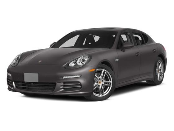2014 Porsche Panamera Turbo : Car has generic photo