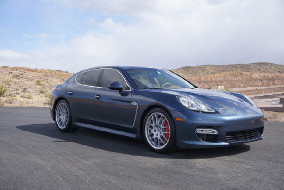 2010 Porsche Panamera Turbo:17 car images available