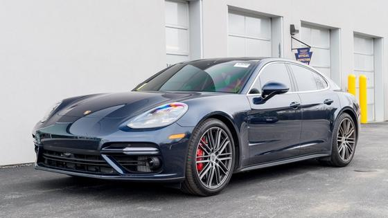 2017 Porsche Panamera Turbo:13 car images available