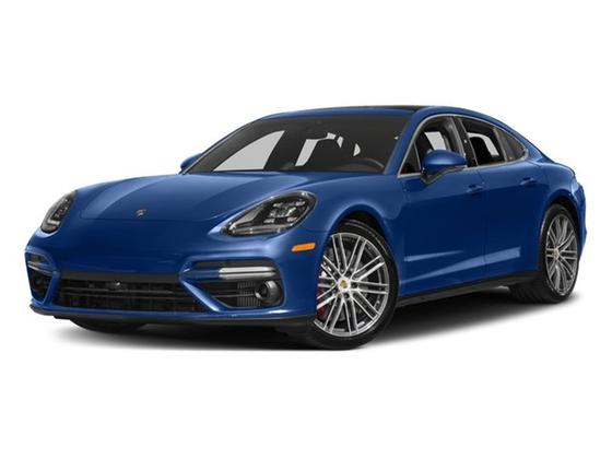 2018 Porsche Panamera Turbo : Car has generic photo