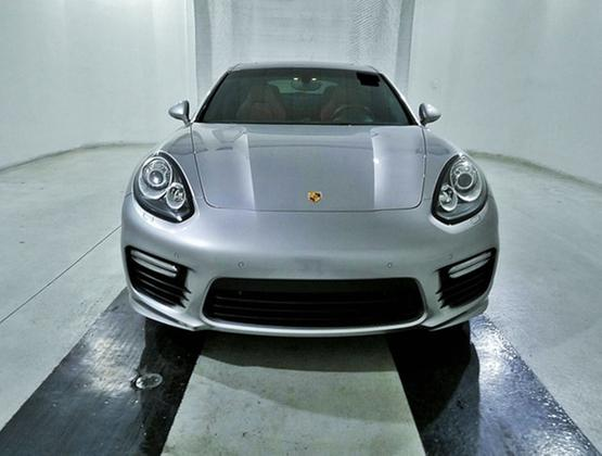 2014 Porsche Panamera Turbo:9 car images available