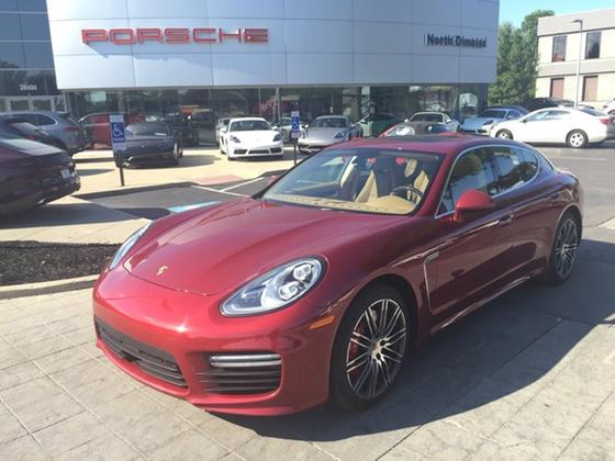 2015 Porsche Panamera Turbo:15 car images available