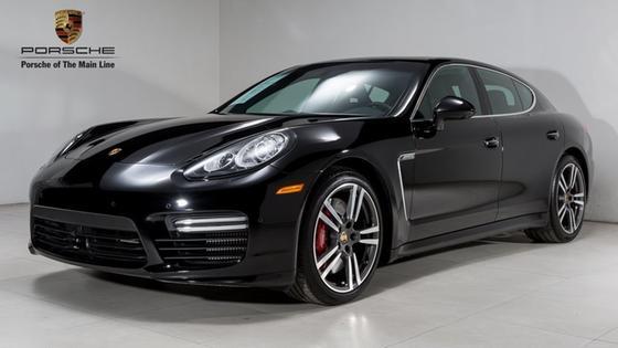 2014 Porsche Panamera Turbo:23 car images available