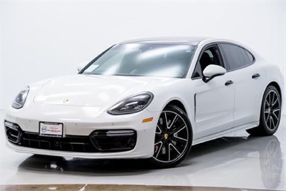 2018 Porsche Panamera Turbo:11 car images available