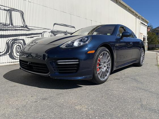 2014 Porsche Panamera Turbo:9 car images available