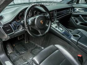 2013 Porsche Panamera Turbo