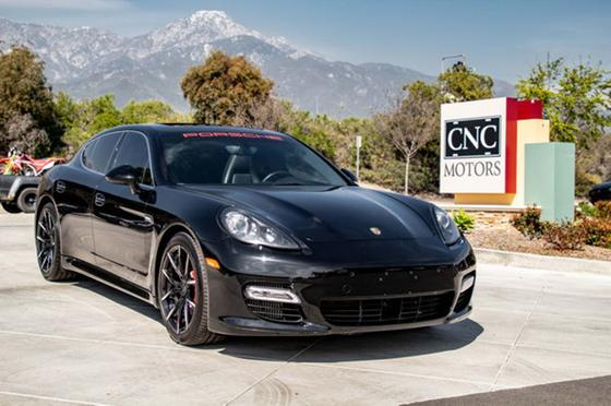 2011 Porsche Panamera Turbo:24 car images available