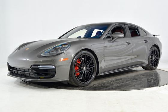 2018 Porsche Panamera Turbo:24 car images available