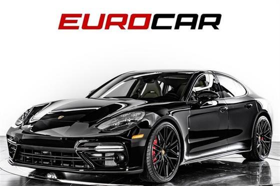 2019 Porsche Panamera Turbo:24 car images available