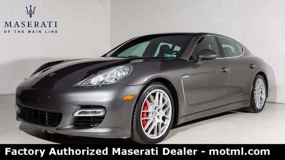 2013 Porsche Panamera Turbo:22 car images available