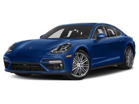 2018 Porsche Panamera Turbo : Car has generic photo