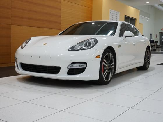 2012 Porsche Panamera Turbo:24 car images available