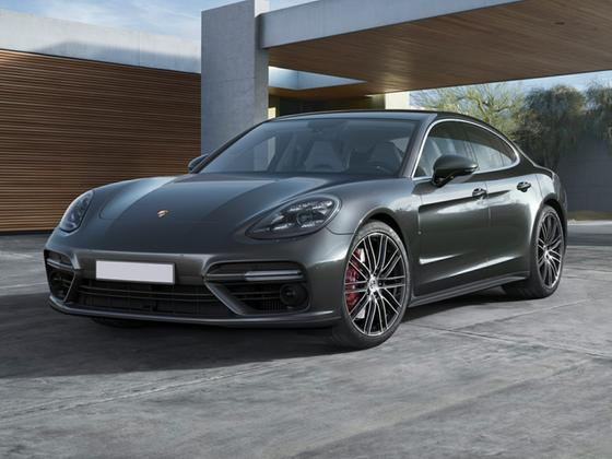 2017 Porsche Panamera Turbo : Car has generic photo