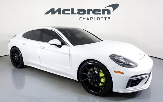2017 Porsche Panamera Turbo:24 car images available