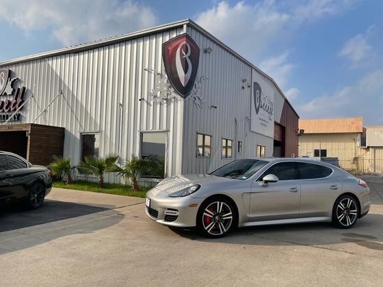 2012 Porsche Panamera Turbo:24 car images available