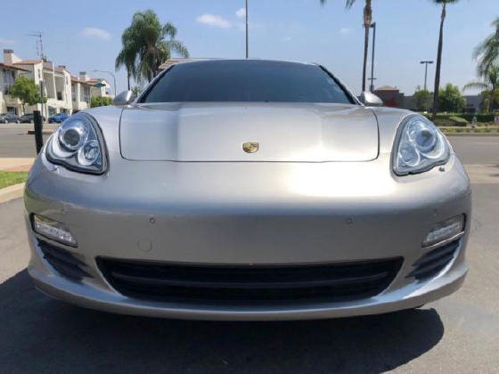 2014 Porsche Panamera V6:5 car images available