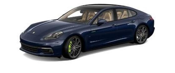 2020 Porsche Panamera e-Hybrid:3 car images available