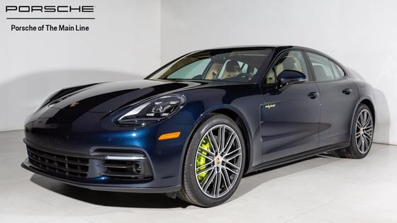 2020 Porsche Panamera e-Hybrid:24 car images available