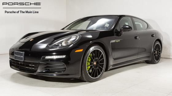 2015 Porsche Panamera e-Hybrid:22 car images available