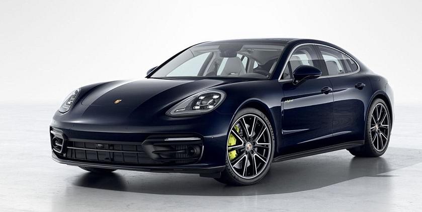 2022 Porsche Panamera e-Hybrid:4 car images available