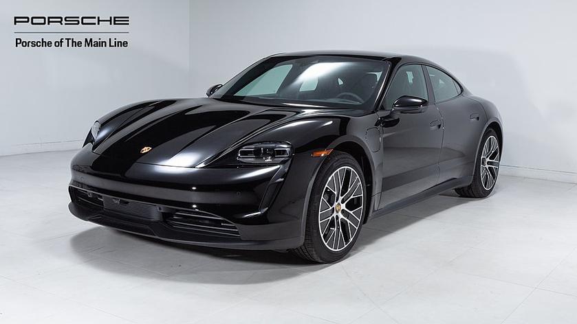 2021 Porsche Taycan :24 car images available
