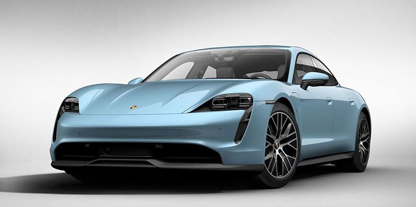 2021 Porsche Taycan :4 car images available