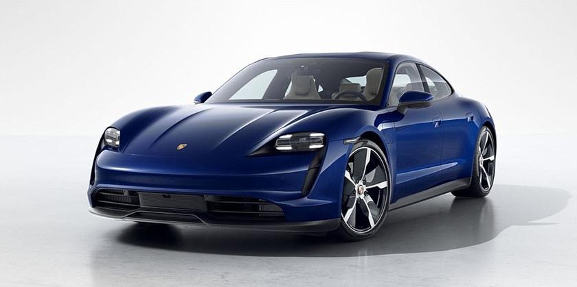 2021 Porsche Taycan :4 car images available