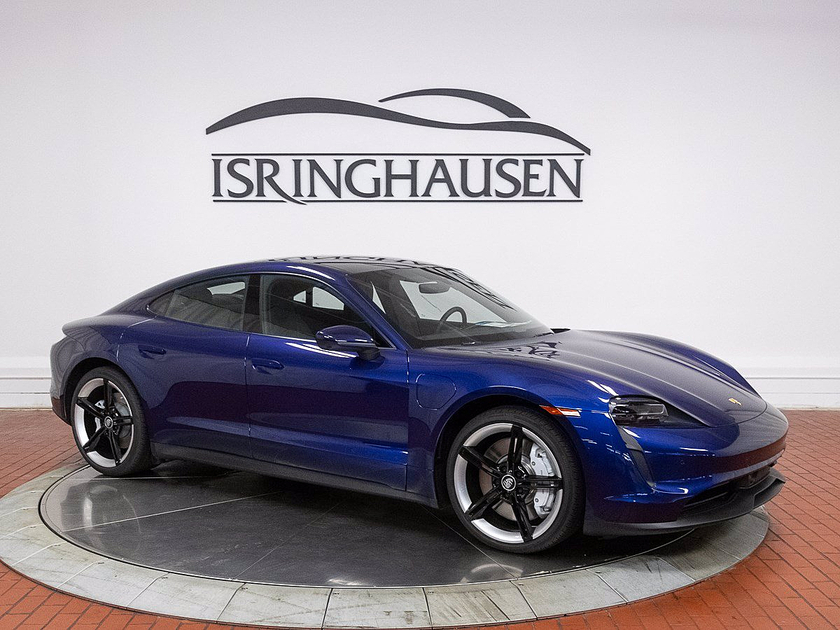 2021 Porsche Taycan :20 car images available