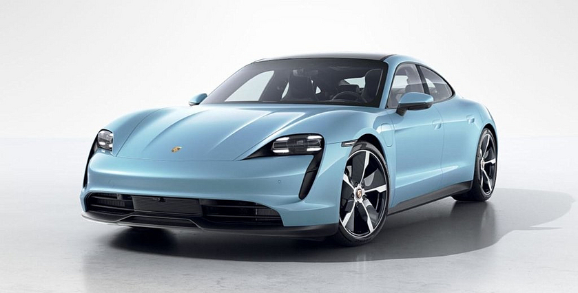 2022 Porsche Taycan :4 car images available