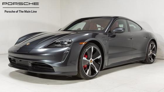 2020 Porsche Taycan 4S:24 car images available