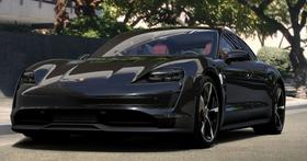 2020 Porsche Taycan 4S:3 car images available