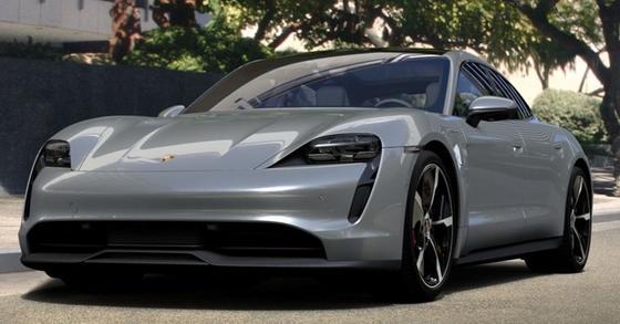 2020 Porsche Taycan 4S:3 car images available