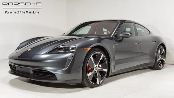 2020 Porsche Taycan 4S:23 car images available