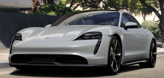 2021 Porsche Taycan 4S:3 car images available