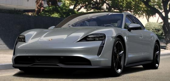 2021 Porsche Taycan 4S:4 car images available
