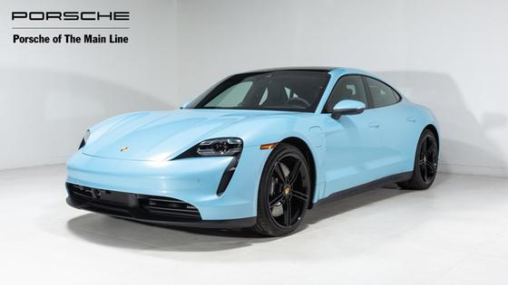 2021 Porsche Taycan 4S:24 car images available
