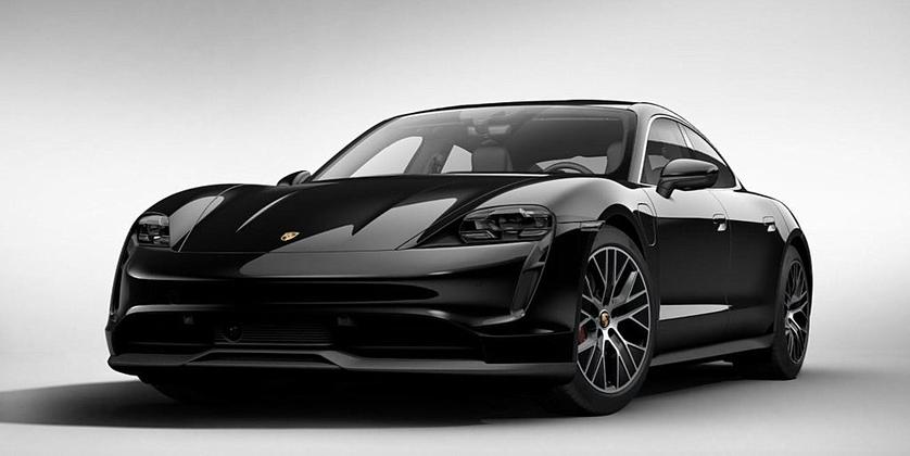 2021 Porsche Taycan 4S:4 car images available