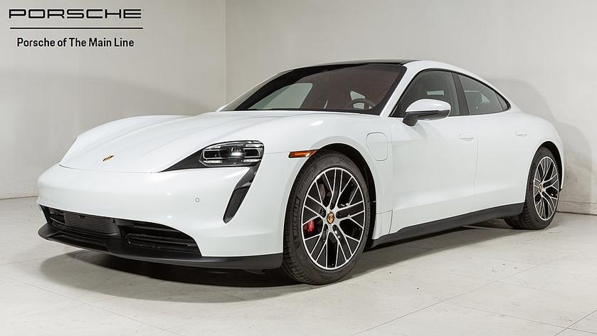 2020 Porsche Taycan 4S:21 car images available