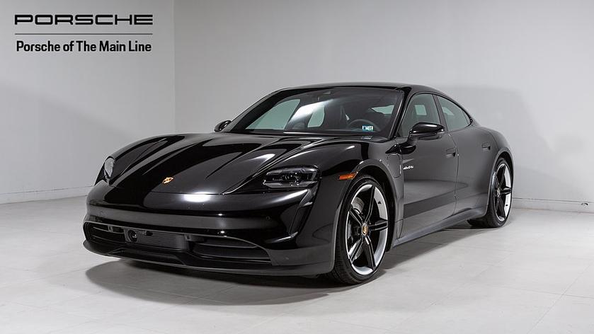 2021 Porsche Taycan 4S:22 car images available