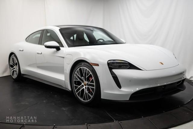 2021 Porsche Taycan 4S:18 car images available