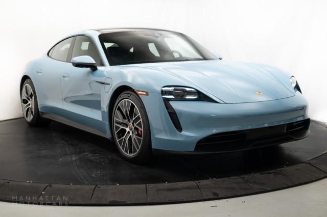 2020 Porsche Taycan 4S:20 car images available
